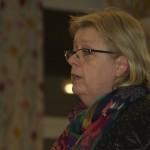 Gunilla Roxby Cromvall (V) från Stockholms läns landsting